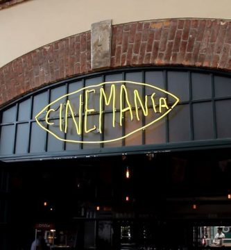 Cinemanía plaza loreto