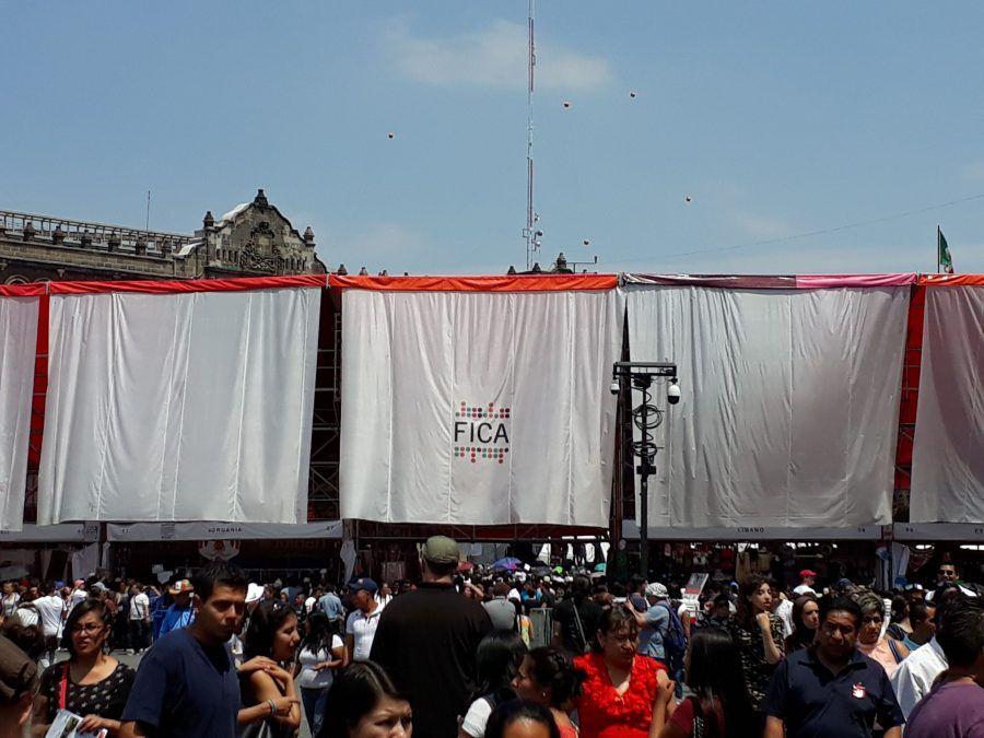 Fotografía de Fica Feria Internacional de las culturas amigas