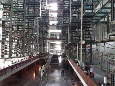 Biblioteca Vasconcelos cdmx