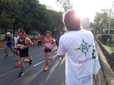 Foto Maratón de la Ciudad de México