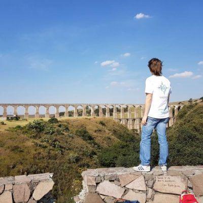 Foto Arcos del Sitio Tepotzotlán