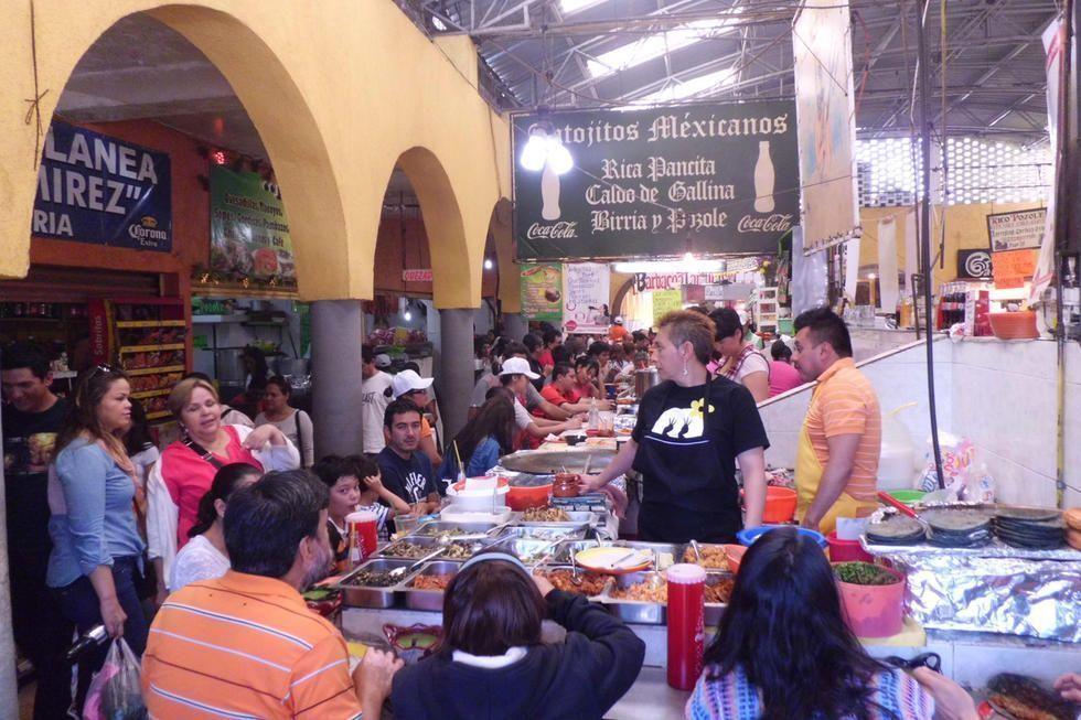 Tepotzotlán mercado
