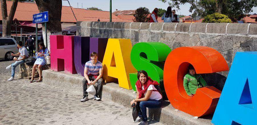 Centro de Huasca de Ocampo