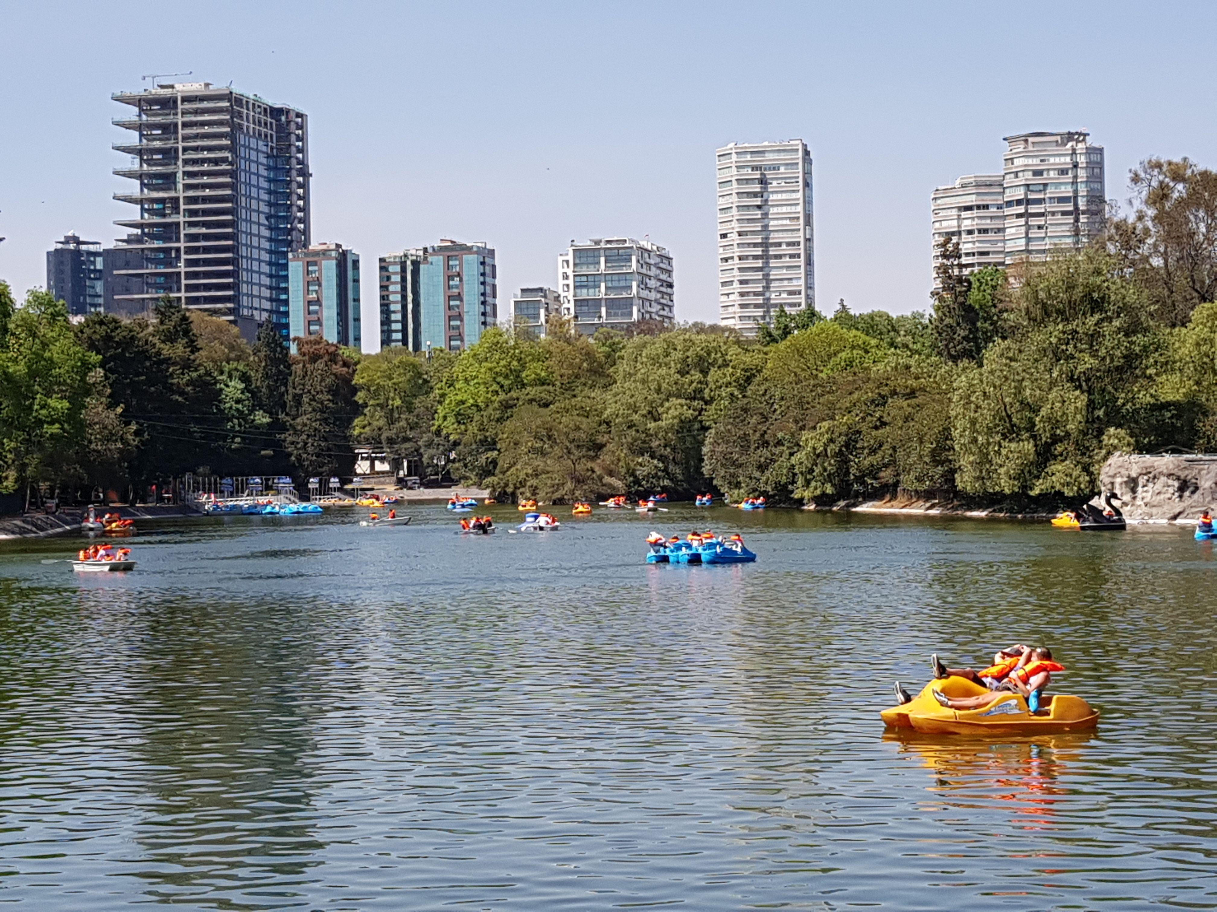 ¿Qué hacer en Chapultepec? El parque con museos, lagos y un castillo
