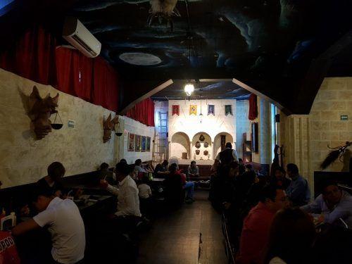 restaurante de harry potter en cdmx