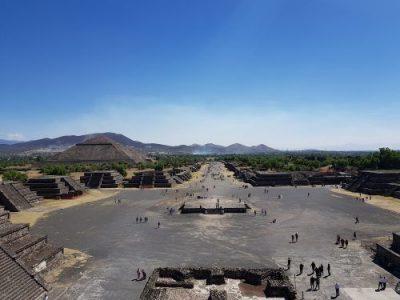 Teotihuacan México