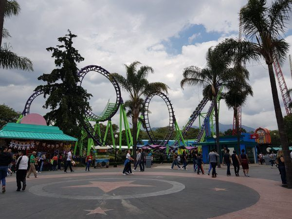 Six Flags Ciudad de México