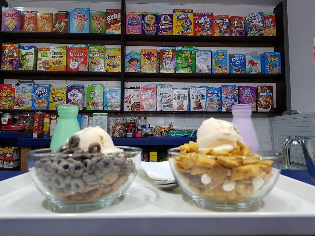cereales en estacion cereal
