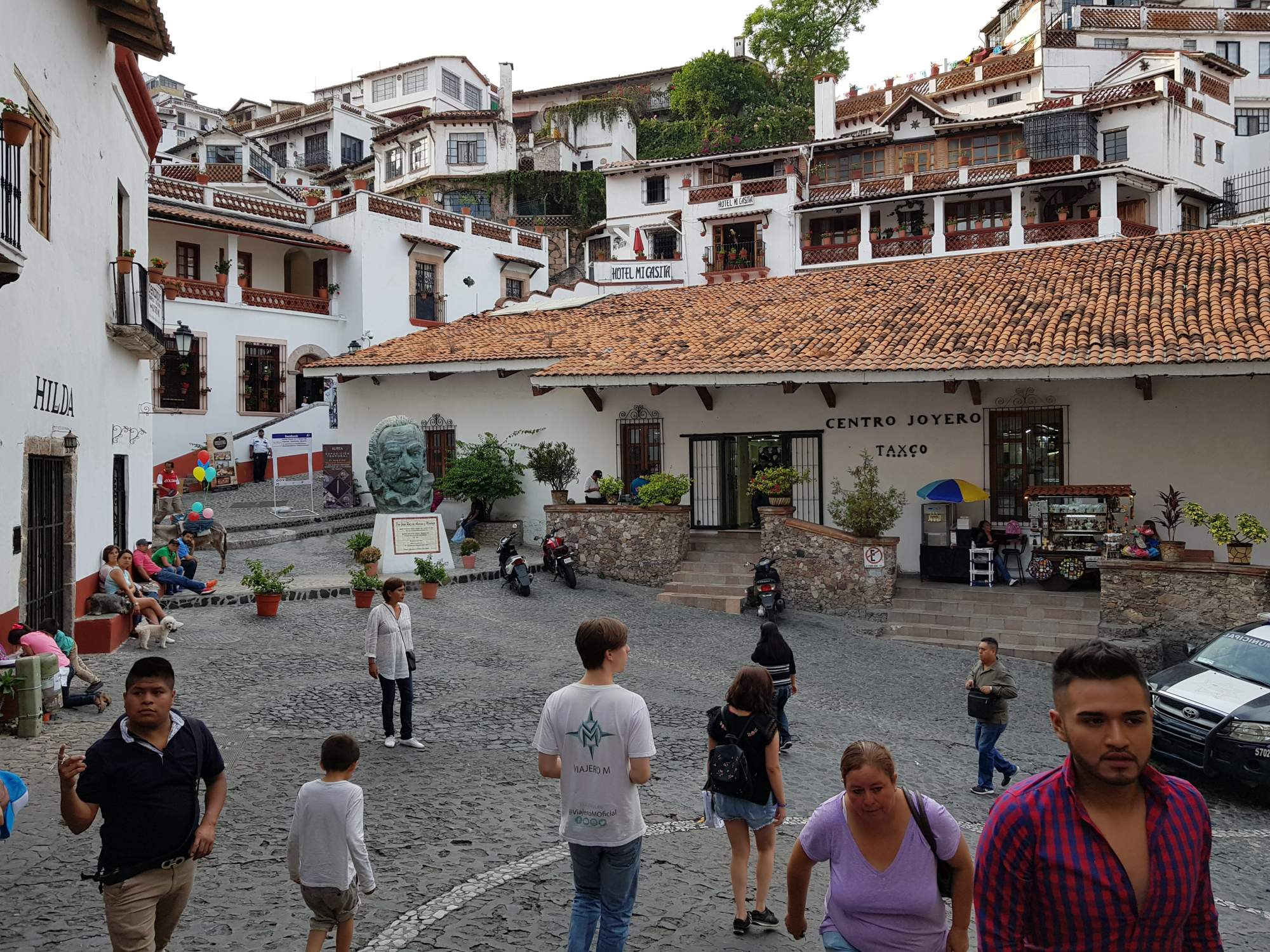 Taxco, el pueblo mágico de la plata