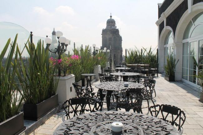 Dónde comer en el centro de la ciudad de méxico