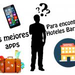 apps para buscar hoteles baratos