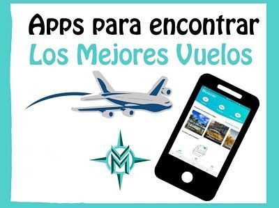 apps para conseguir vuelos baratos