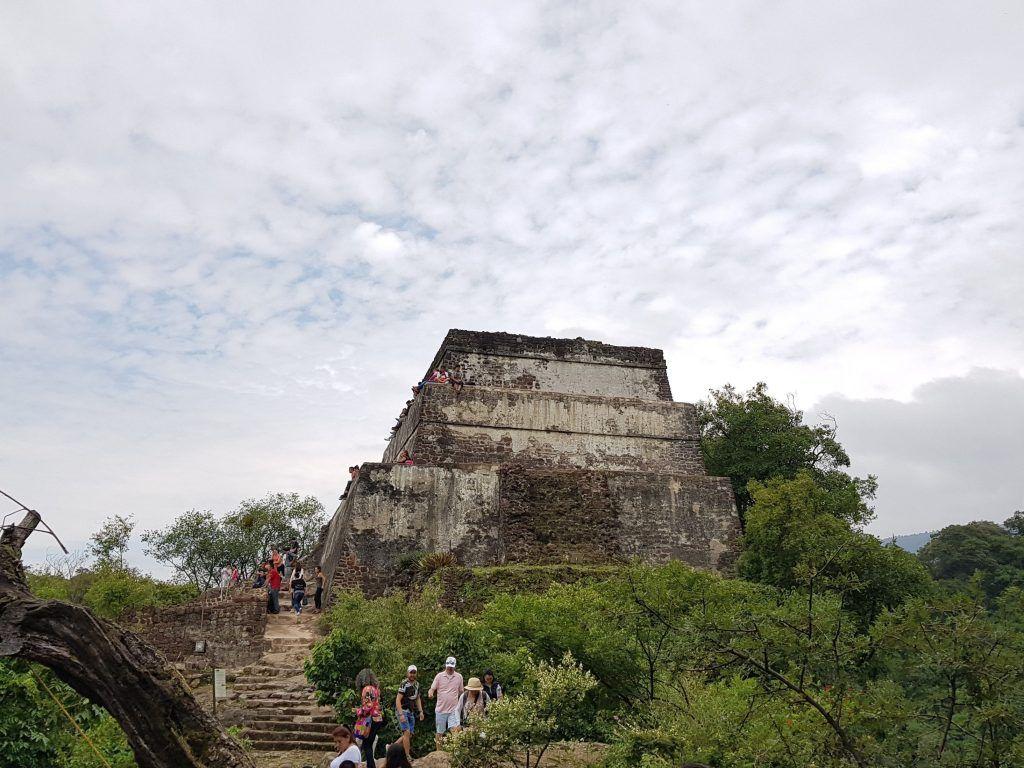 Tepozteco en Tepoztlán Morelos