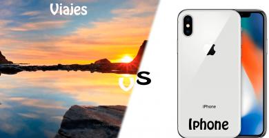 Viajes que se pueden hacer por el precio del nuevo Iphone