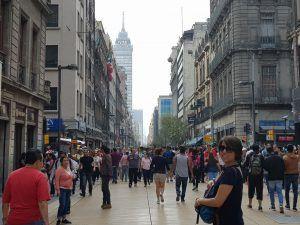 Centro Histórico de la Ciudadd de México