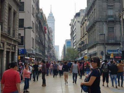 Centro Histórico de la Ciudadd e México