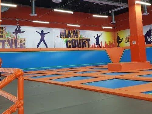 Parque de trampolines Jump In