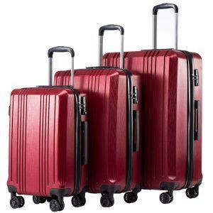 maletas rojas collife