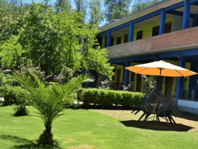 Hotel Quetzalcalli en Teotihuacán