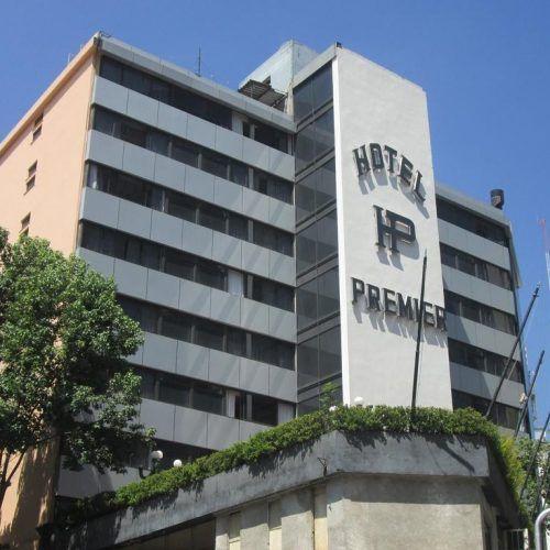 Hotel premier en Reforma