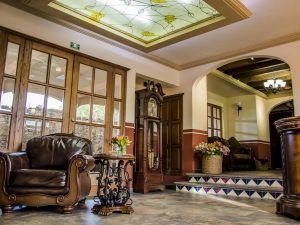 Puerta al virreinato, de los mejores hoteles en tepotzotlán