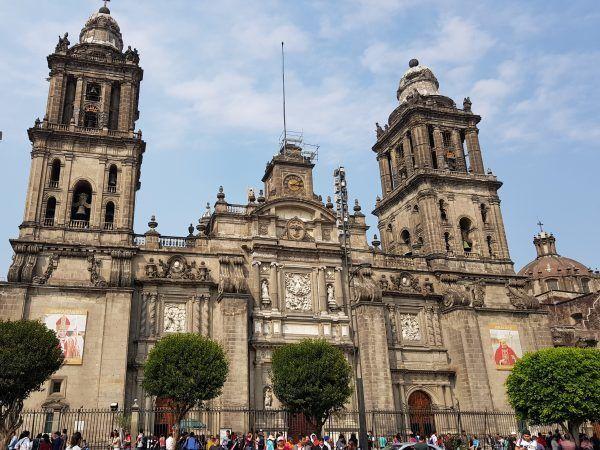que visitar en el centro histórico de la ciudad de méxico