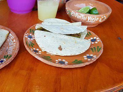 gastronomía huasca