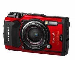 cámara para viaje olympus tg