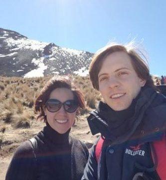 Viajeros M Nevado de Toluca