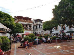Plaza Borda Taxco