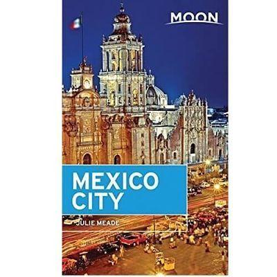 Mexico city moon