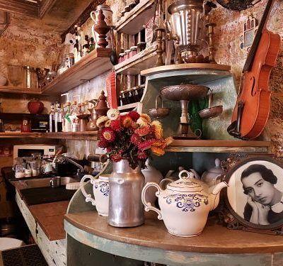 budapest café restaurantes temáticos