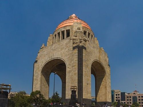 mirador monumento a la revolución