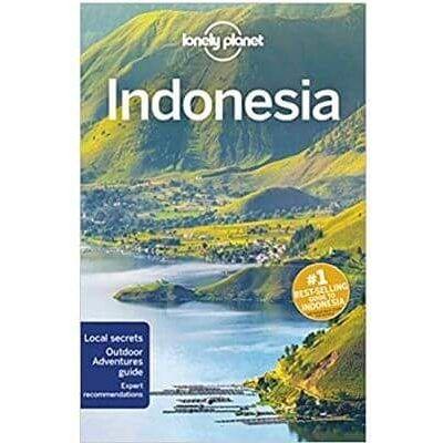 Guía de Indonesia en Inglés