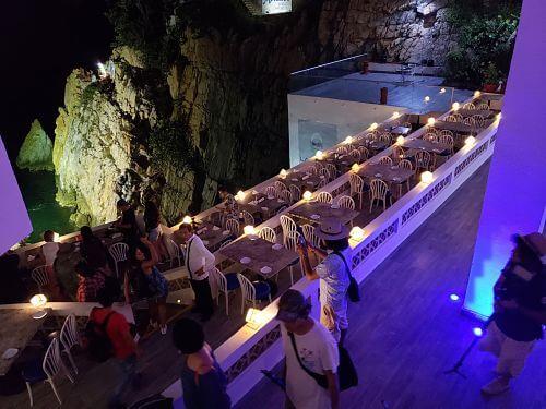 Restaurante la Quebrada Acapulco