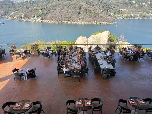 Restaurante península