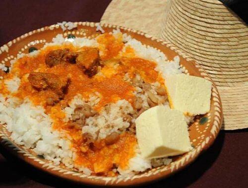 Morisqueta que comer en acapulco