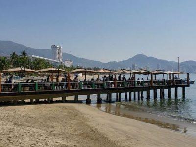 100% natural Acapulco