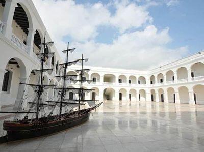 muse histórico naval de acapulco