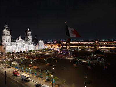 Terraza Gran Hotel de la Ciudad de México