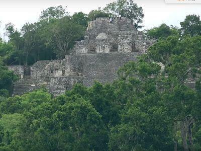 Calakmul Zona Arquelógica