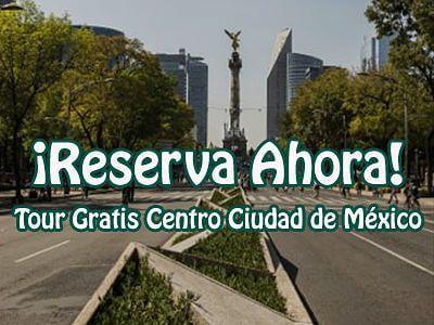 Centro Histórico Ciudad de México Tour