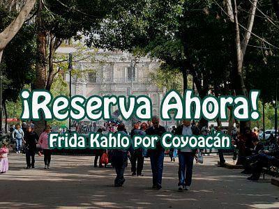 Frida por coyoacán