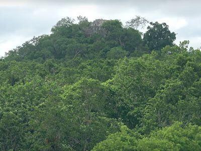 Zona Arquelógica de Calakmul