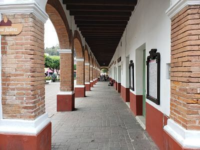 Plaza Juárez Metepec