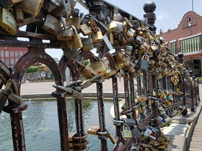 Puente del amor Metepec