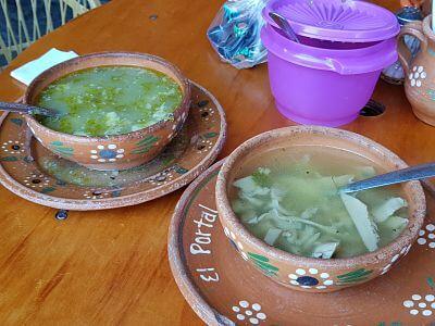 Dónde comer en Huasca de Ocampo