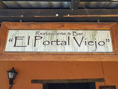 Portal Viejo Huasca de Ocampo
