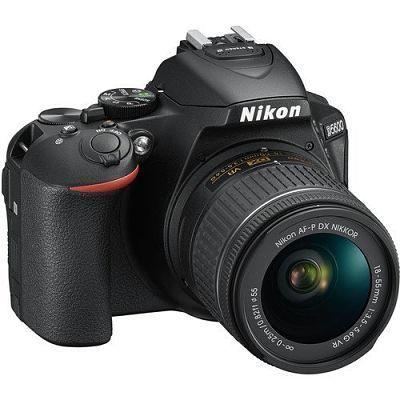 mejores cámaras para viajar Nikon Reflex D5600