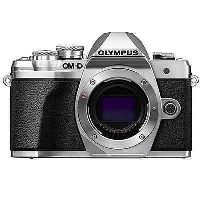 Olympus OM-D E-M10 Mark III  mejores cámaras para viajar